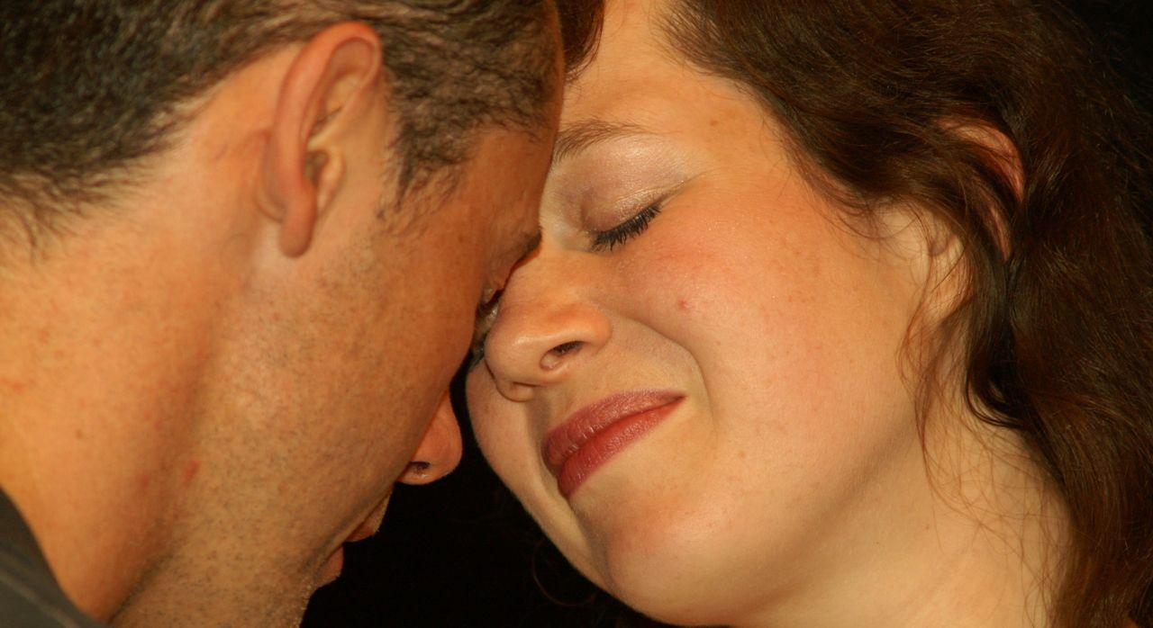 Anja Becher und Andy Haueter - Foto|Copyright: Ruedi Gygax