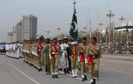 Pakistanische Armee