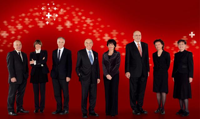 Bundesratsphoto 2009
