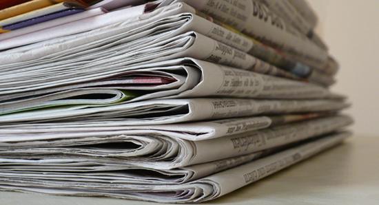 Krise der Printmedien