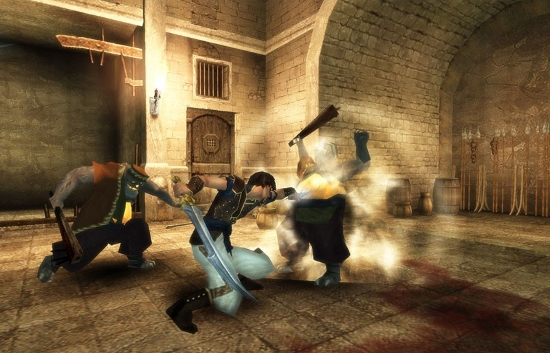 """""""Prince of Persia: The Sands of Time"""" (2003)"""