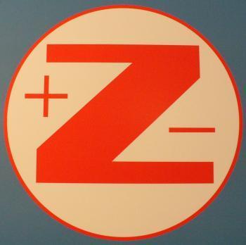 Logo der Zuse KG, Konrad Zuses Unternehmen in Neukirchen (D). Quelle: Wikipedia, Nutzer Franco Atirador