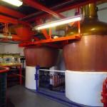 Edradour Die kleinsten Destillationskolben Schottlands