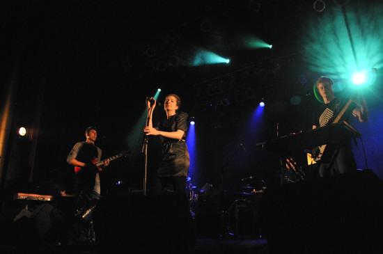 Len Sander mischt im Konzert der Grossen mit. Alle Bilder: Rahel Hüberli