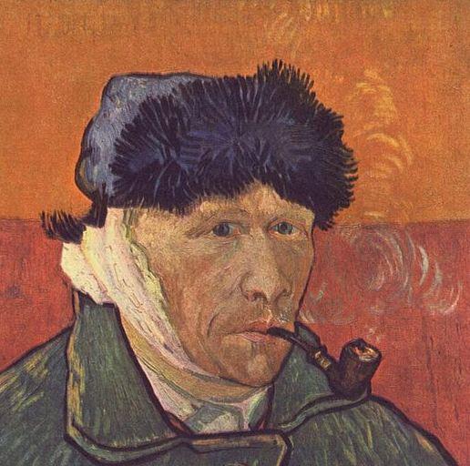Auch Vincent van Gogh war psychich krank. An was genau er litt, lässt sich aber nicht mehr genau diagnostizieren.
