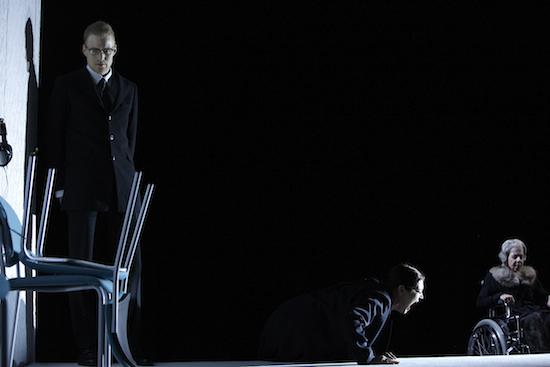 Jirka Zett (als Stanley), Julia Kreusch, Silvia Fenz | Bild|Copyright: Matthias Horn