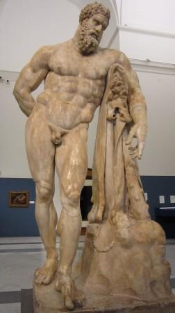 Farnesische Herkules