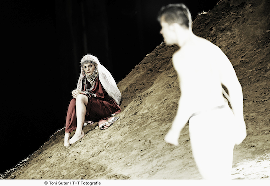 Bildlegende: Julia Kreusch, Simon Kirsch