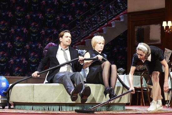 Bild: Michael Maertens, Yvon Jansen, Denise Frei | Foto, Copyright: Matthias Horn