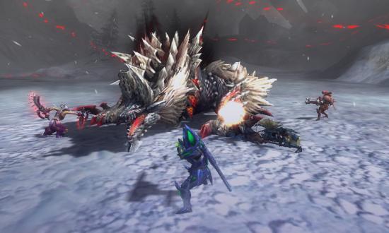 Monster Hunter Ultimate