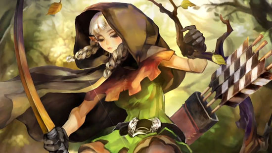 Dragon's Crown Elfin