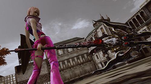 Final Fantasy XIII-3: Lightning Returns (Square Enix)