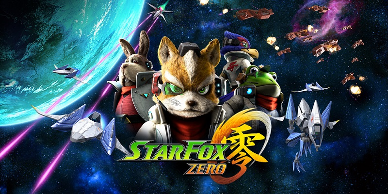 StarFoxZero-titel