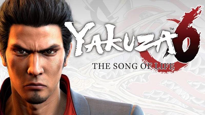 Yakuza 6 Song Of Life Header