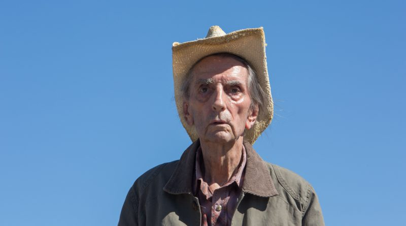 "Harry Dean Stanton in ""Lucky"" von John Carroll Lynch"