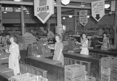 Supermarkt-Philosophie