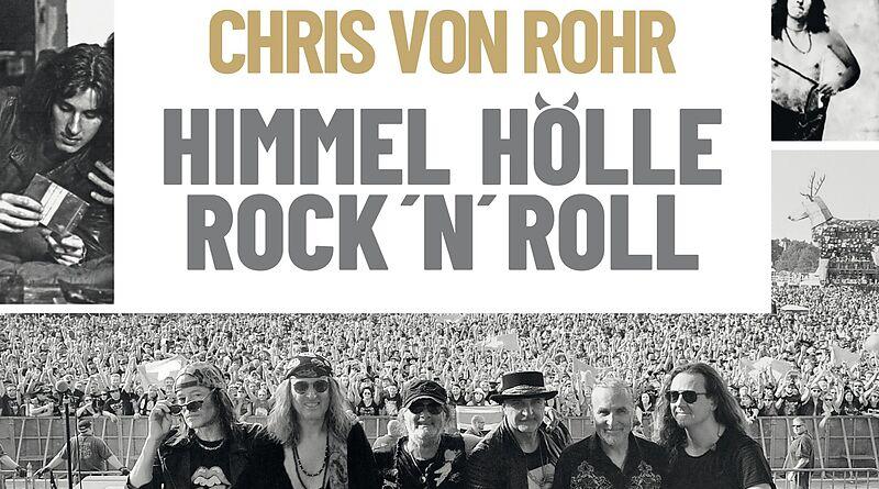 """Chris von Rohr: """"Himmel, Hölle, Rock 'n' Roll"""""""