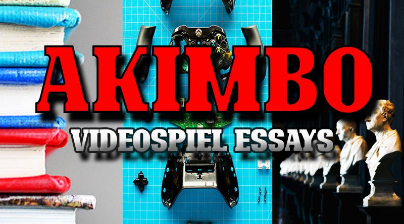 Drei Fragen an…Akimbo Videospiel Essays