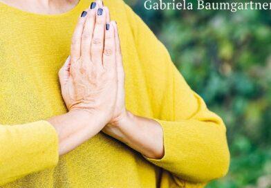 """Gabriela Baumgartner: """"Meditieren. Ruhe finden. Kraft schöpfen."""""""